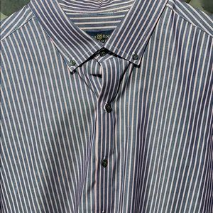 Club room dress shirt. 17 1/2
